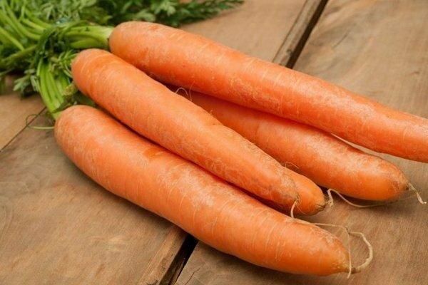 Лучшие сорта моркови ранней